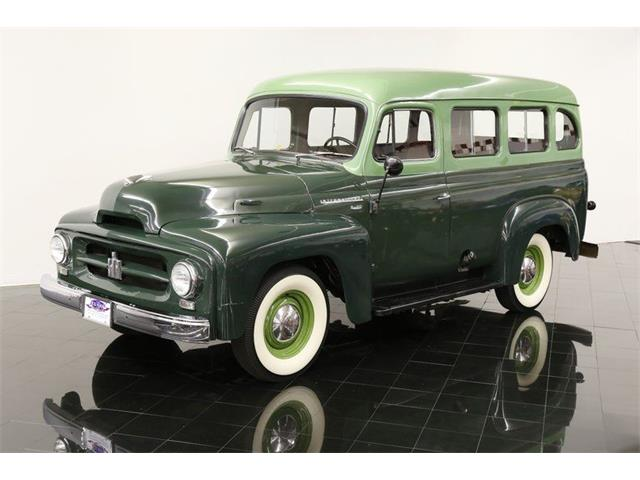 1953 International Travelall (CC-1267623) for sale in St. Louis, Missouri