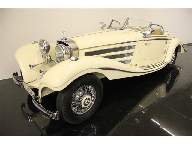 1935 Mercedes-Benz 500K (CC-1267630) for sale in St. Louis, Missouri