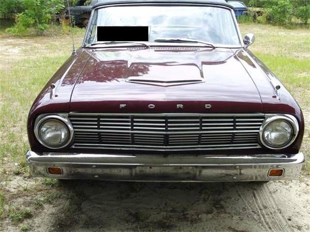 1963 Ford Falcon (CC-1260764) for sale in Cadillac, Michigan