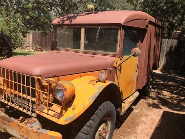 1952 Military Jeep (CC-1267643) for sale in Cadillac, Michigan