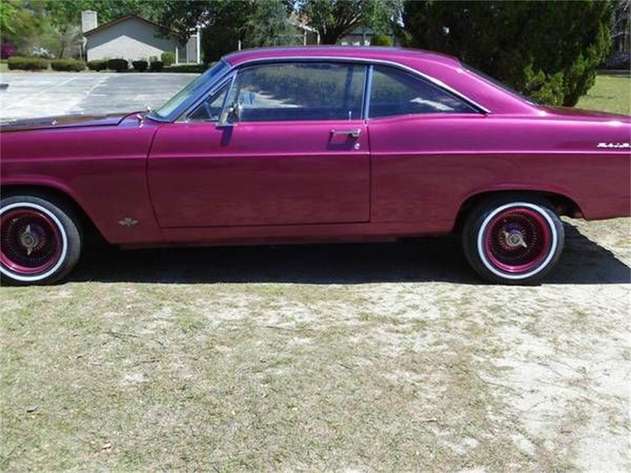 1966 Ford Fairlane 500 (CC-1260766) for sale in Cadillac, Michigan