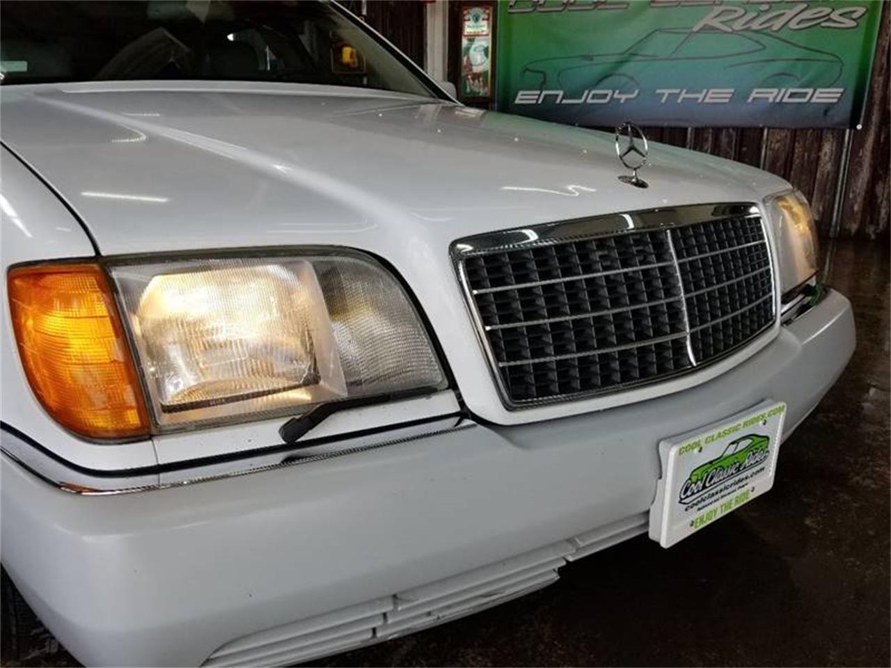 1993 Mercedes-Benz 600 (CC-1267662) for sale in Redmond, Oregon