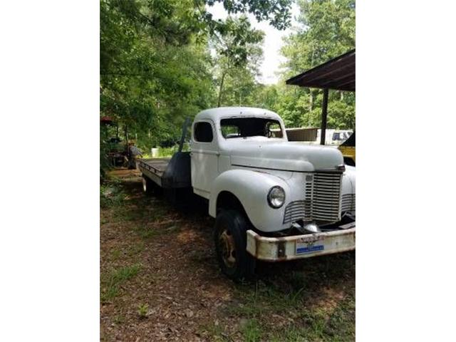 1947 International Utility Truck (CC-1267663) for sale in Cadillac, Michigan