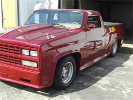 1986 Chevrolet C10 (CC-1260767) for sale in Cadillac, Michigan