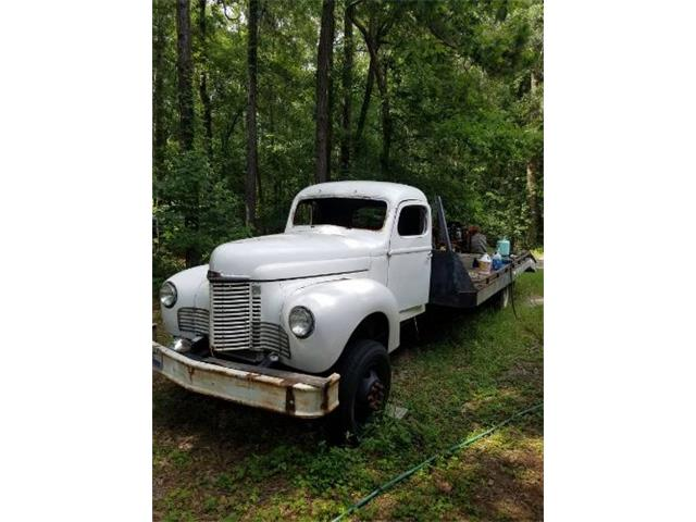 1947 International Utility Truck (CC-1267679) for sale in Cadillac, Michigan