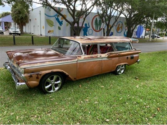 1959 Ford Woody Wagon (CC-1267683) for sale in Cadillac, Michigan