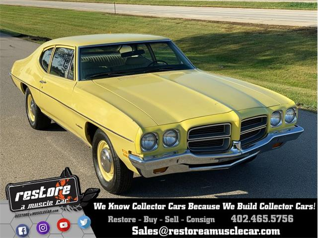 1972 Pontiac LeMans (CC-1267684) for sale in Lincoln, Nebraska