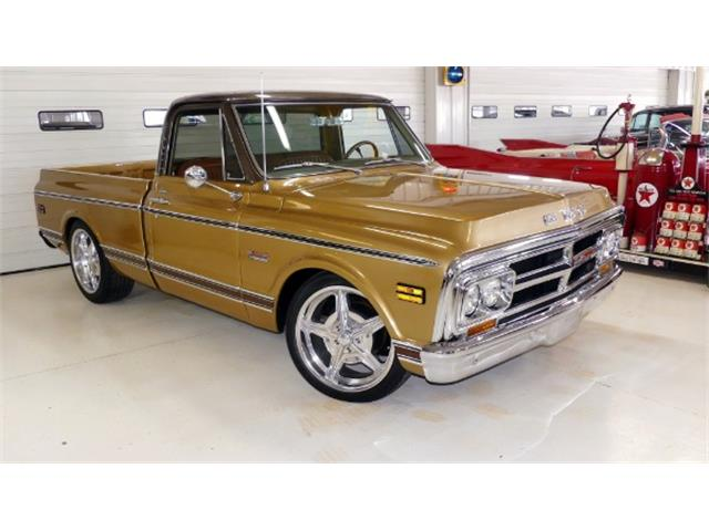 1970 GMC Sierra (CC-1267698) for sale in Columbus, Ohio