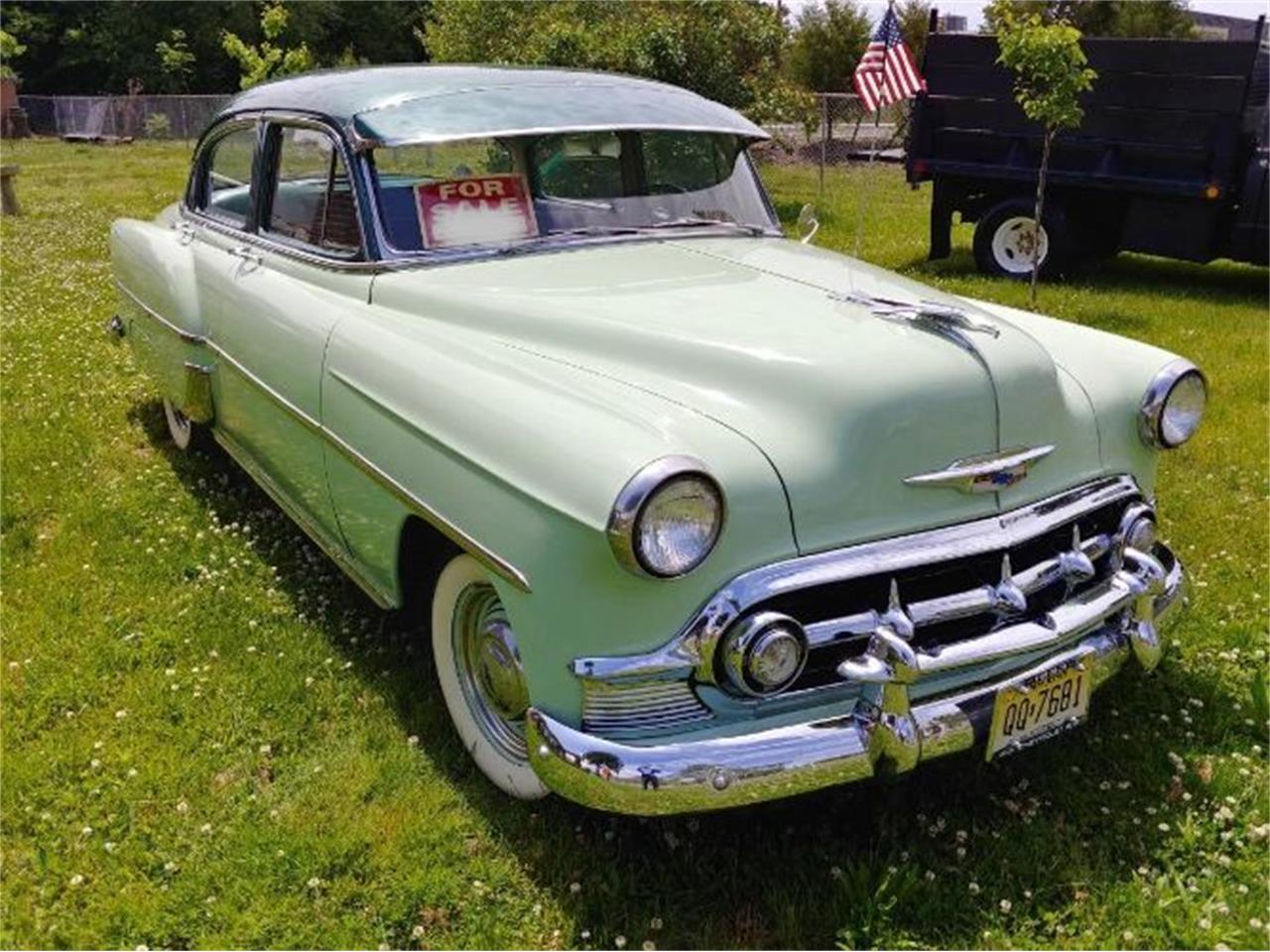 1953 Chevrolet 210 (CC-1260077) for sale in Cadillac, Michigan