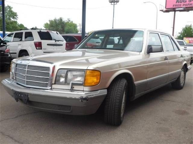 1987 Mercedes-Benz 300SDL (CC-1267706) for sale in Cadillac, Michigan