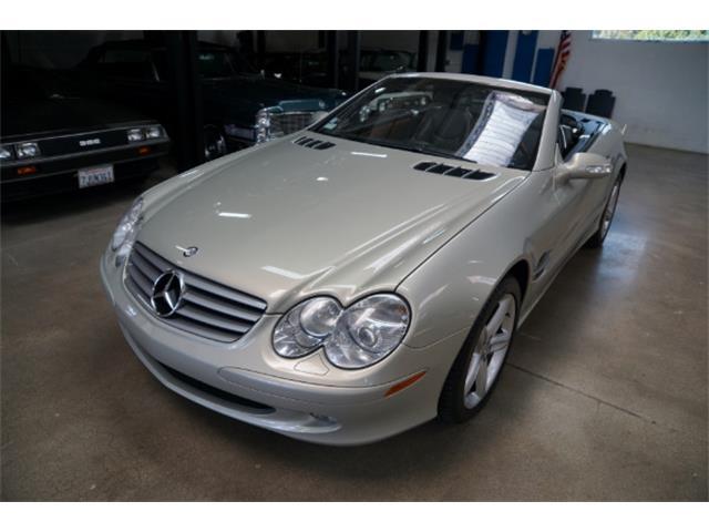 2003 Mercedes-Benz SL-Class (CC-1267736) for sale in Torrance, California