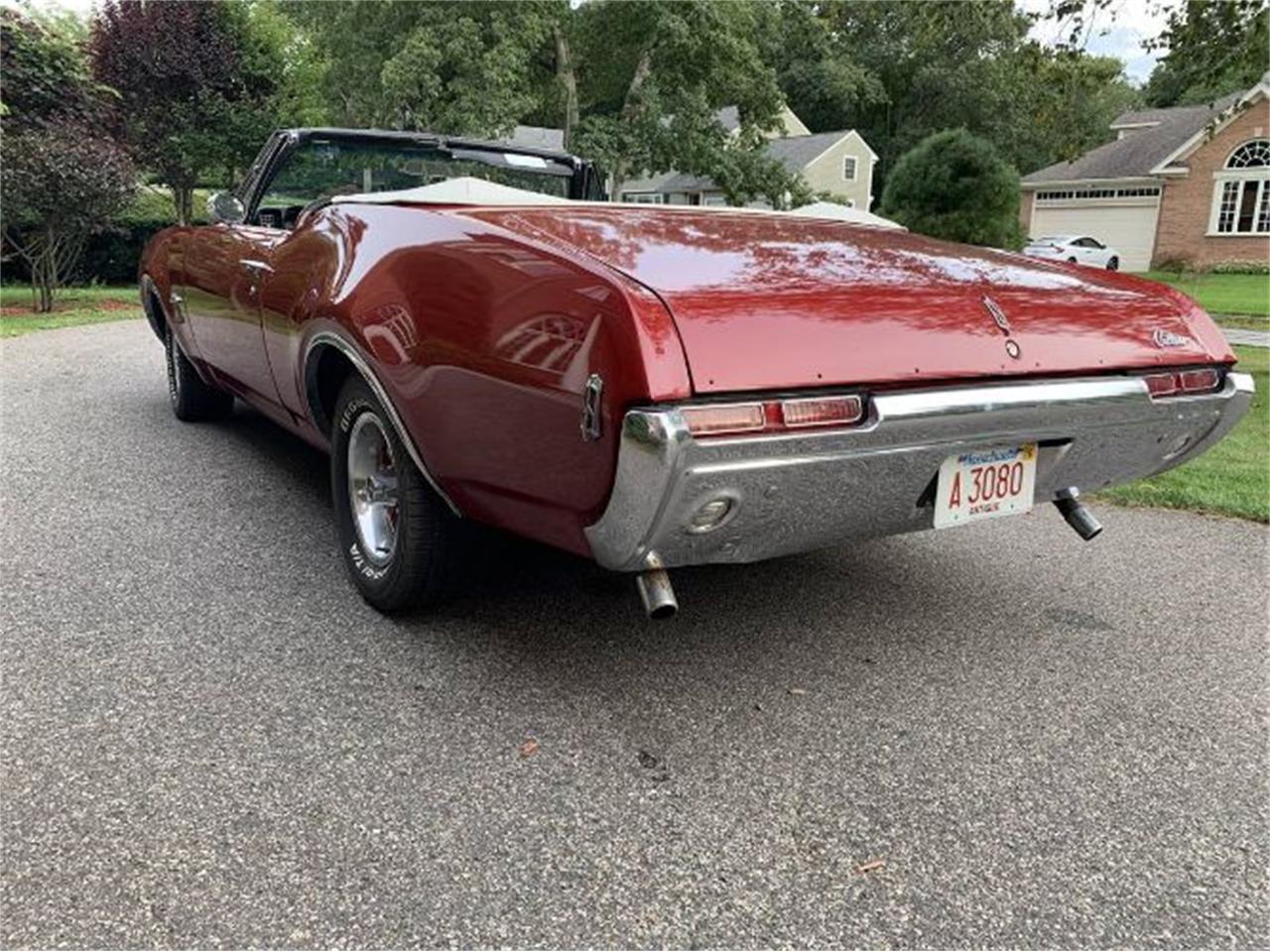 1968 Oldsmobile Cutlass (CC-1260774) for sale in Cadillac, Michigan