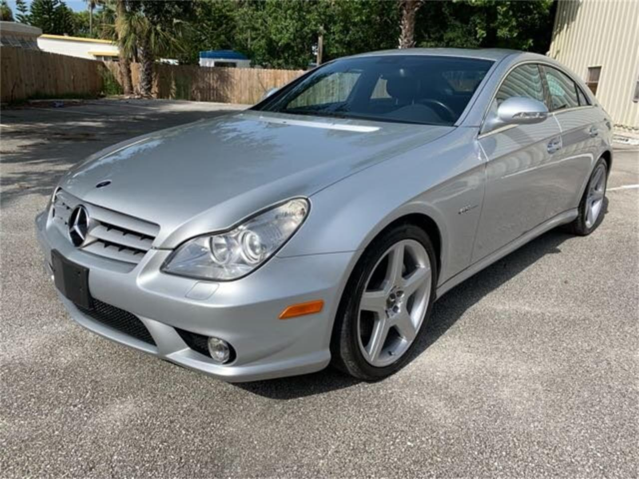 2007 Mercedes-Benz CLS-Class (CC-1267745) for sale in Holly Hill, Florida