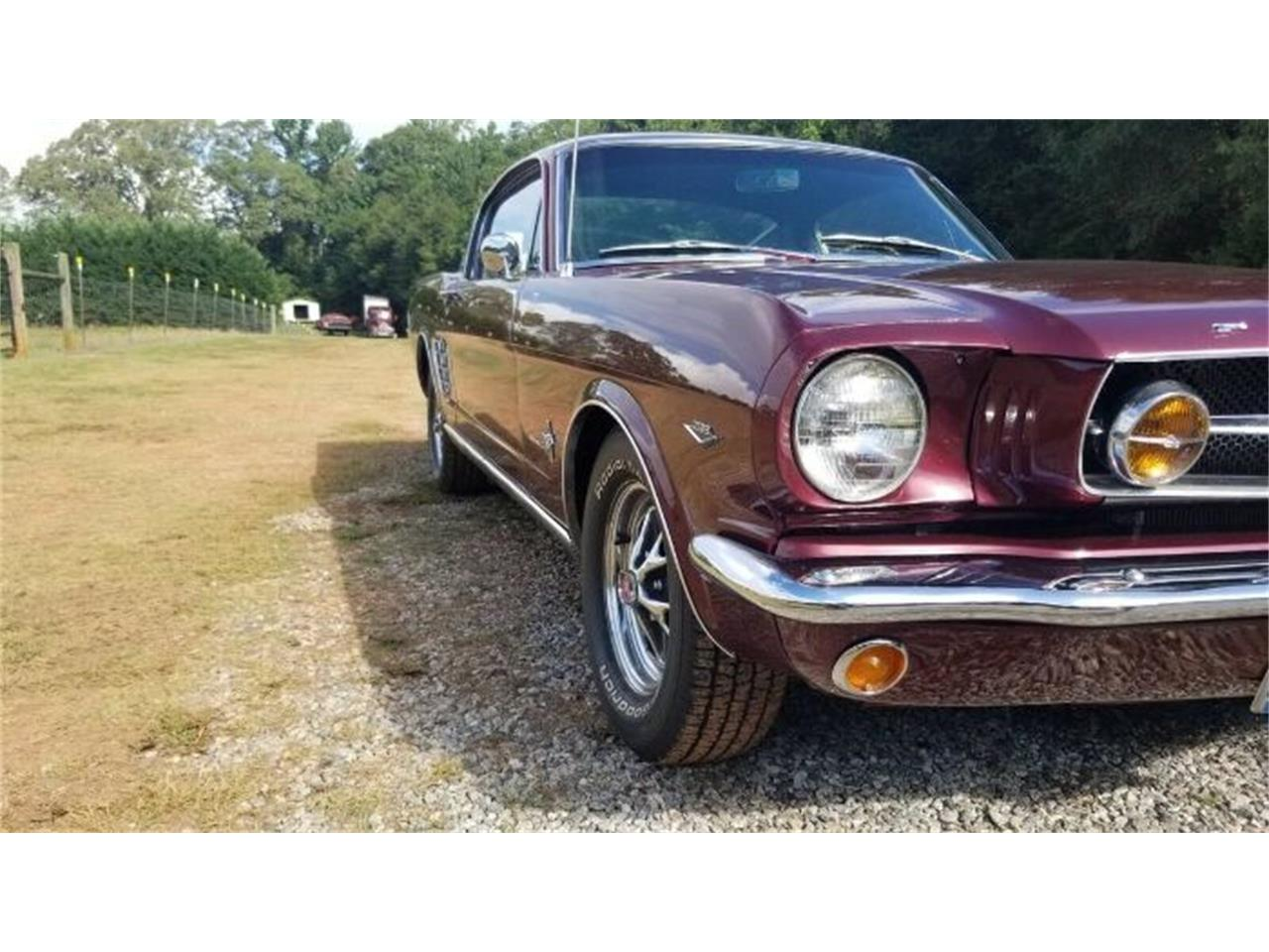 1965 Ford Mustang (CC-1260776) for sale in Cadillac, Michigan