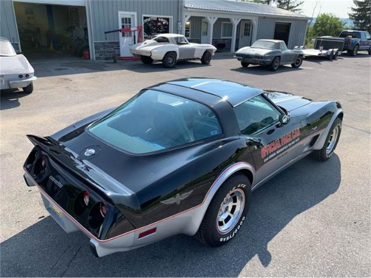1978 Chevrolet Corvette (CC-1260777) for sale in Cadillac, Michigan