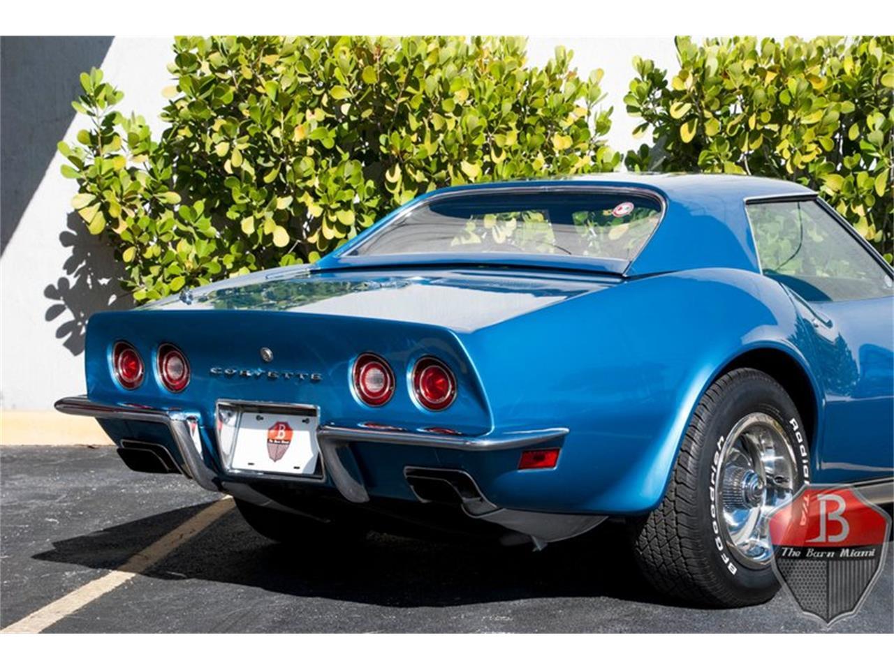 1970 Chevrolet Corvette (CC-1267771) for sale in Miami, Florida