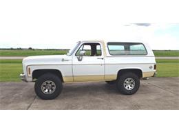 1977 Chevrolet Blazer (CC-1260778) for sale in Cadillac, Michigan