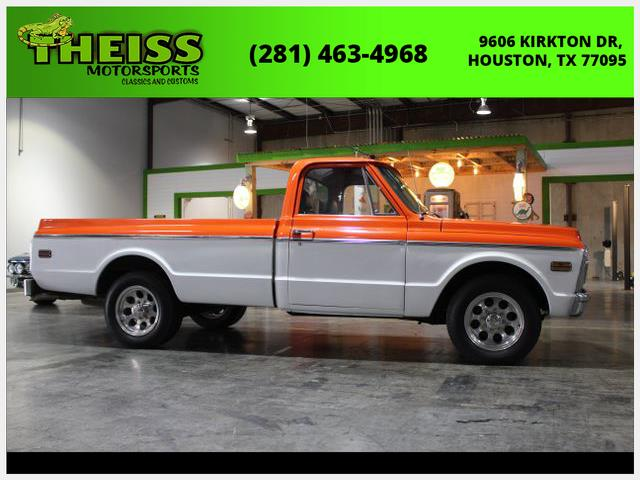 1969 GMC Pickup (CC-1267787) for sale in Houston, Texas