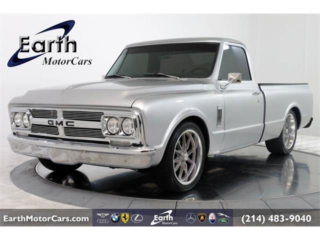 1967 GMC Custom (CC-1267791) for sale in Carrollton, Texas