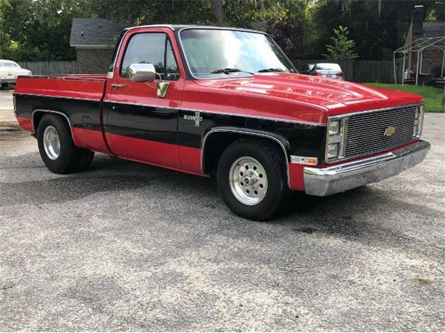 1987 Chevrolet Silverado (CC-1260780) for sale in Cadillac, Michigan