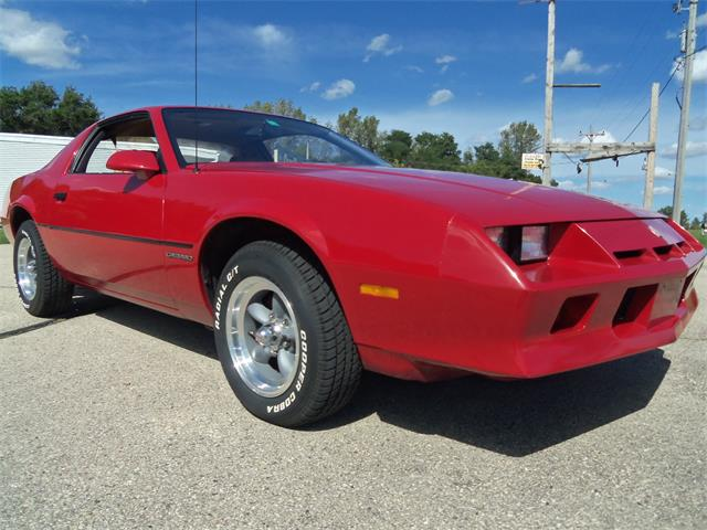 1983 Chevrolet Camaro RS (CC-1267849) for sale in Jefferson, Wisconsin