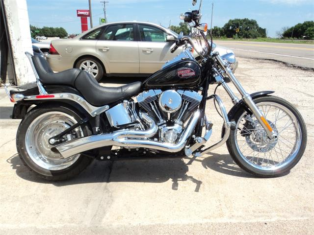 2007 Harley-Davidson Softail (CC-1267858) for sale in Shelton, Nebraska