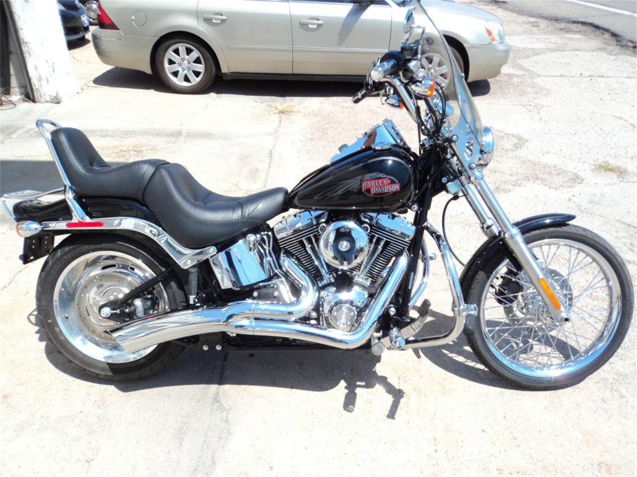 2007 Harley-Davidson Softail (CC-1267858) for sale in Shelton, Nebraska