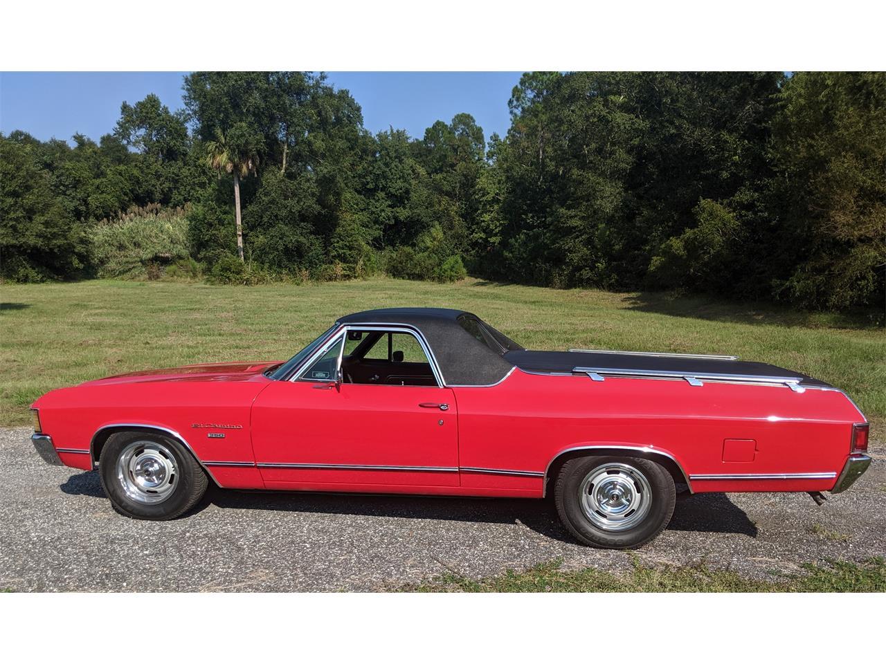1972 Chevrolet El Camino (CC-1267861) for sale in Brunswick, Georgia