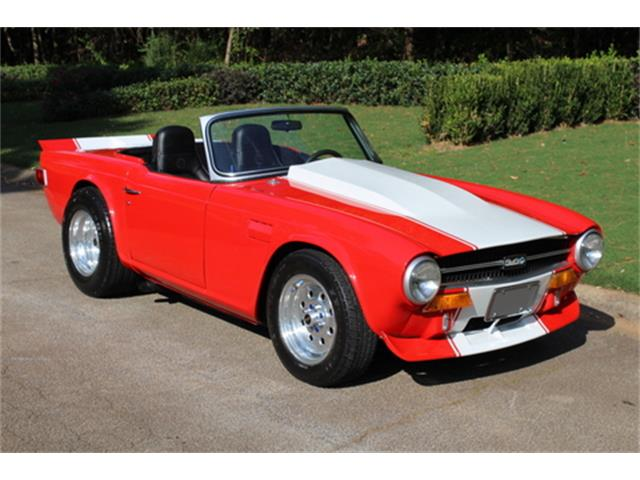 1971 Triumph TR6 (CC-1267862) for sale in Roswell, Georgia