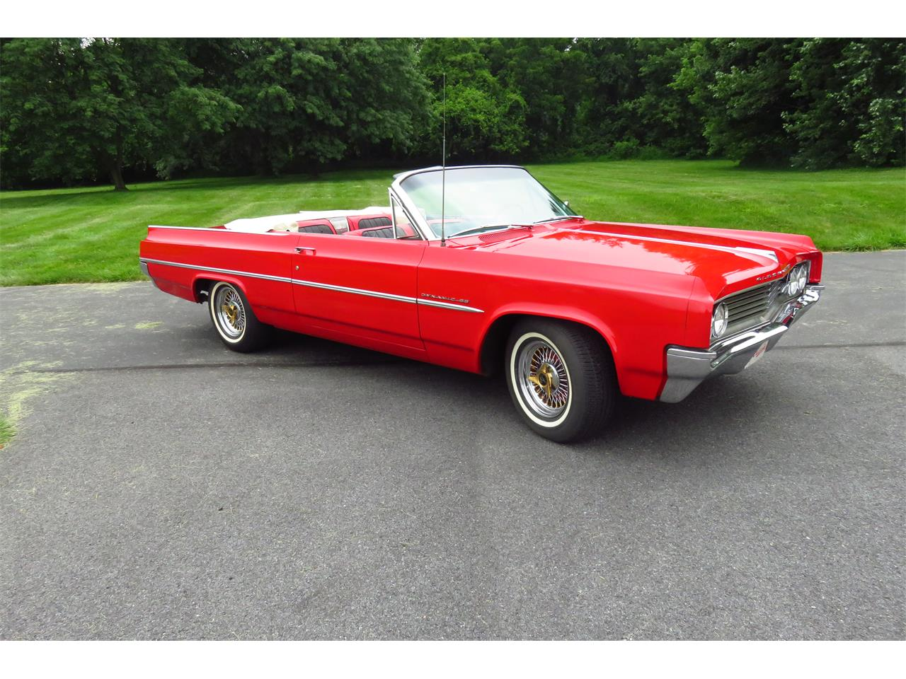 1963 Oldsmobile Dynamic 88 (CC-1267870) for sale in Robesonia, Pennsylvania