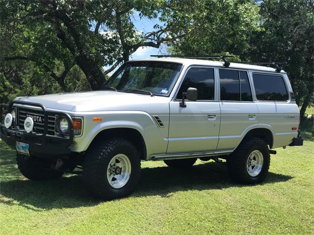 1986 Toyota Land Cruiser FJ (CC-1267877) for sale in Austin, Texas