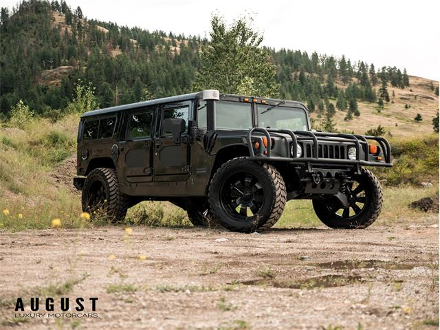 2000 Hummer H1 (CC-1267881) for sale in Kelowna, British Columbia