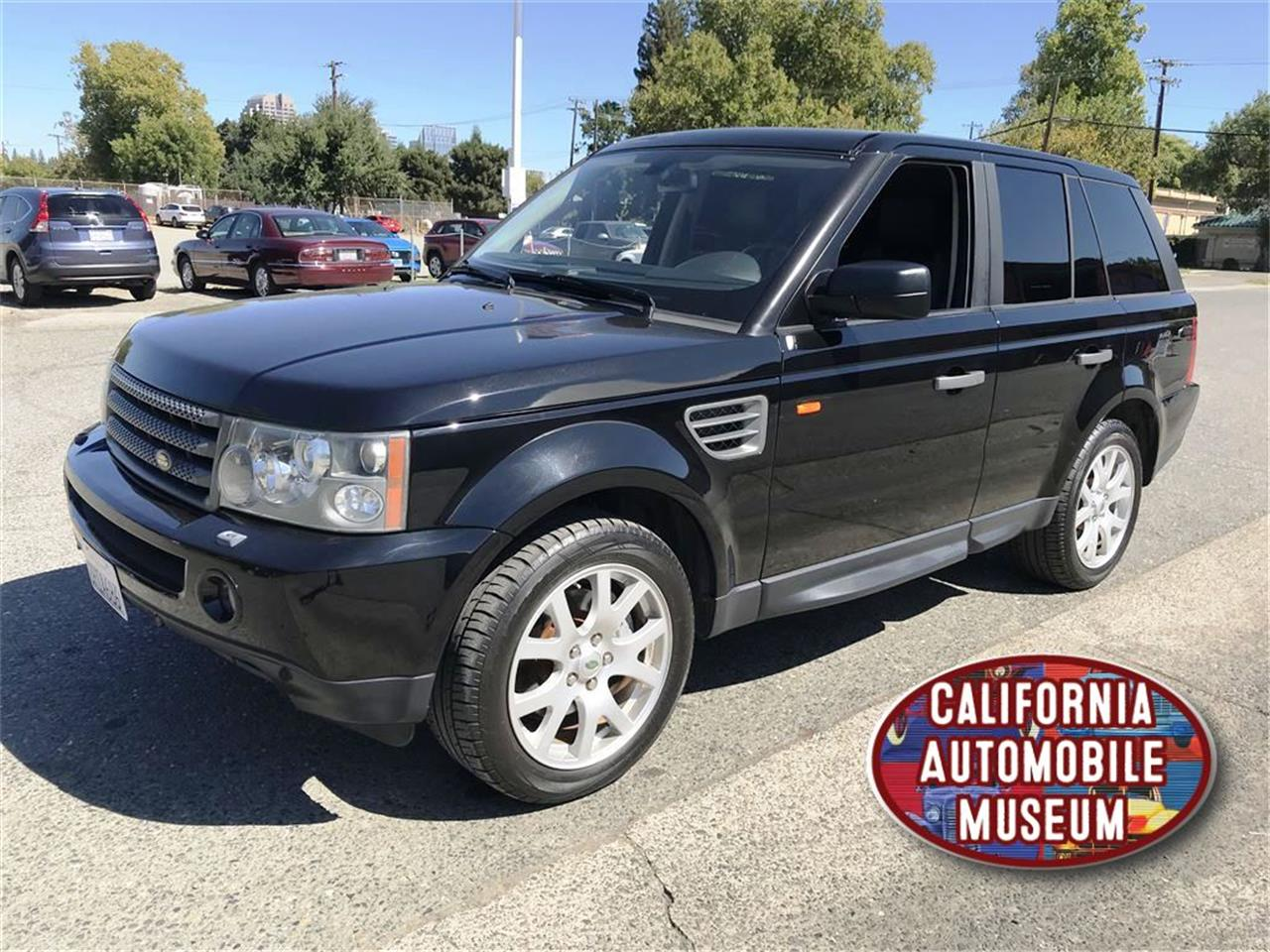 2008 Land Rover Range Rover (CC-1267886) for sale in Sacramento, California