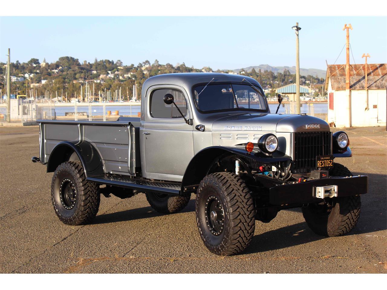 1952 Dodge Power Wagon (CC-1267887) for sale in Benicia, California
