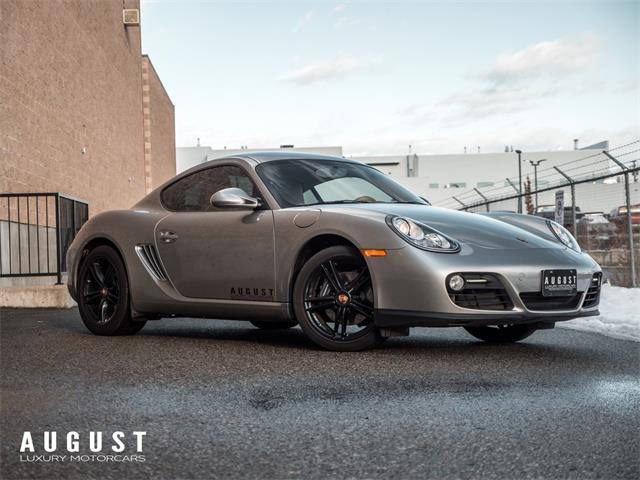 2012 Porsche Cayman (CC-1267893) for sale in Kelowna, British Columbia