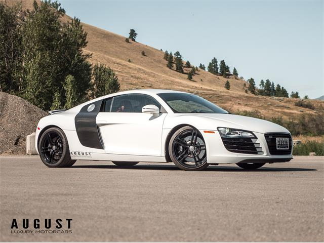 2010 Audi R8 (CC-1267898) for sale in Kelowna, British Columbia