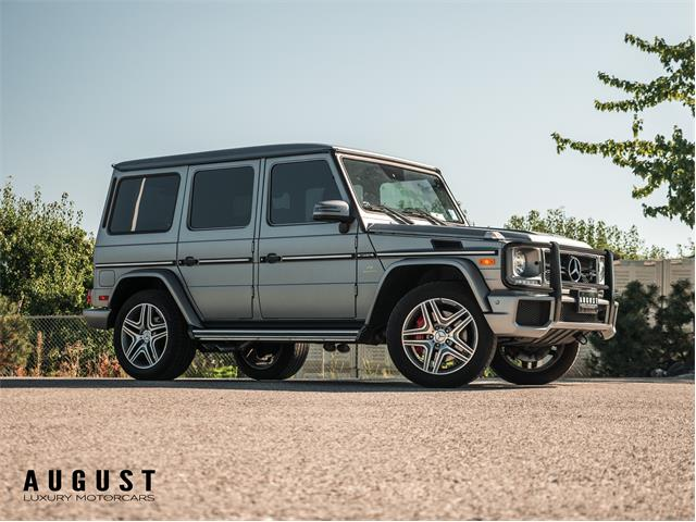 2017 Mercedes-Benz G-Class (CC-1267901) for sale in Kelowna, British Columbia