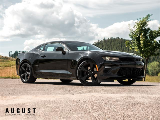 2016 Chevrolet Camaro (CC-1267904) for sale in Kelowna, British Columbia