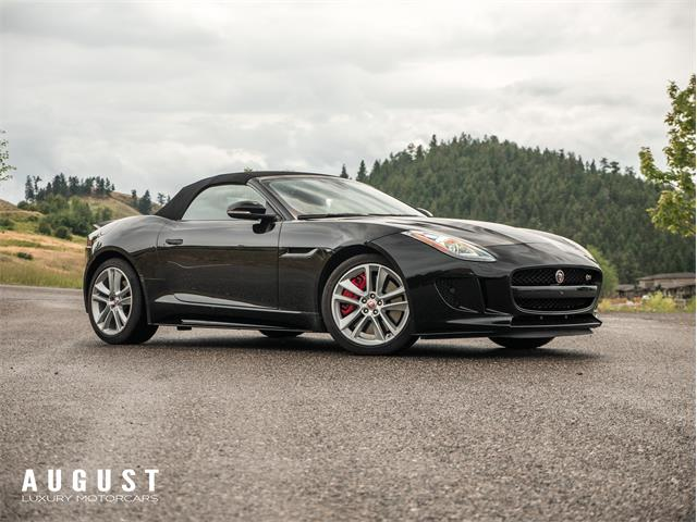 2016 Jaguar F-Type (CC-1267909) for sale in Kelowna, British Columbia