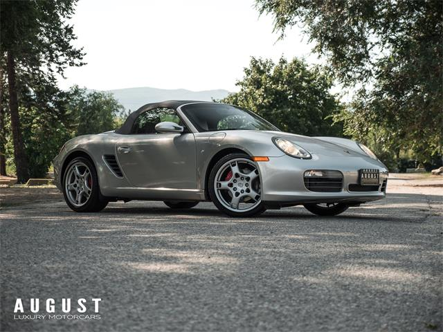 2006 Porsche Boxster (CC-1267912) for sale in Kelowna, British Columbia