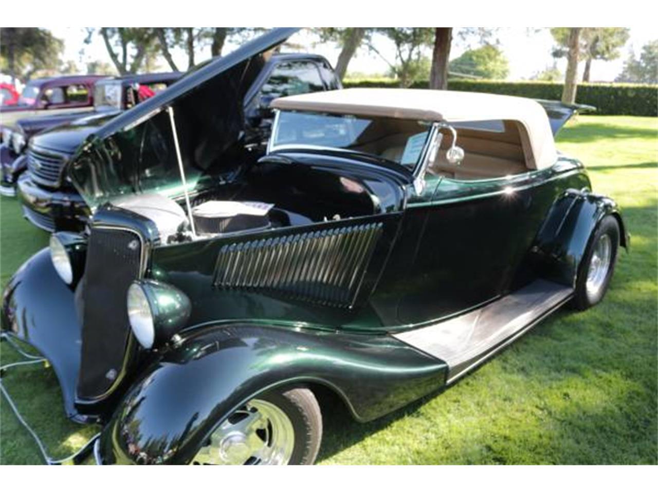 1934 Ford Roadster (CC-1267918) for sale in Modesto, California