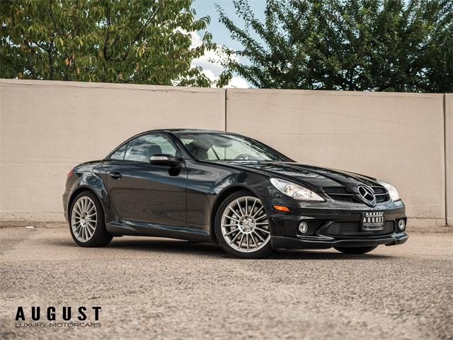 2008 Mercedes-Benz SLK-Class (CC-1267919) for sale in Kelowna, British Columbia