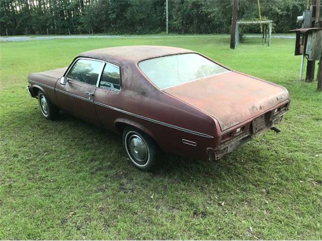 1973 Chevrolet Nova (CC-1260793) for sale in Cadillac, Michigan
