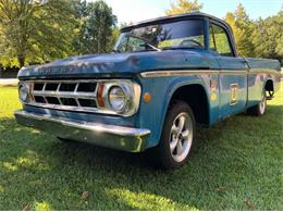 1969 Dodge D100 (CC-1260794) for sale in Cadillac, Michigan