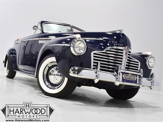 1941 Buick Roadmaster (CC-1267942) for sale in Macedonia, Ohio