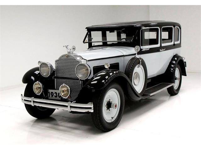 1930 Packard Standard Eight (CC-1267953) for sale in Morgantown, Pennsylvania