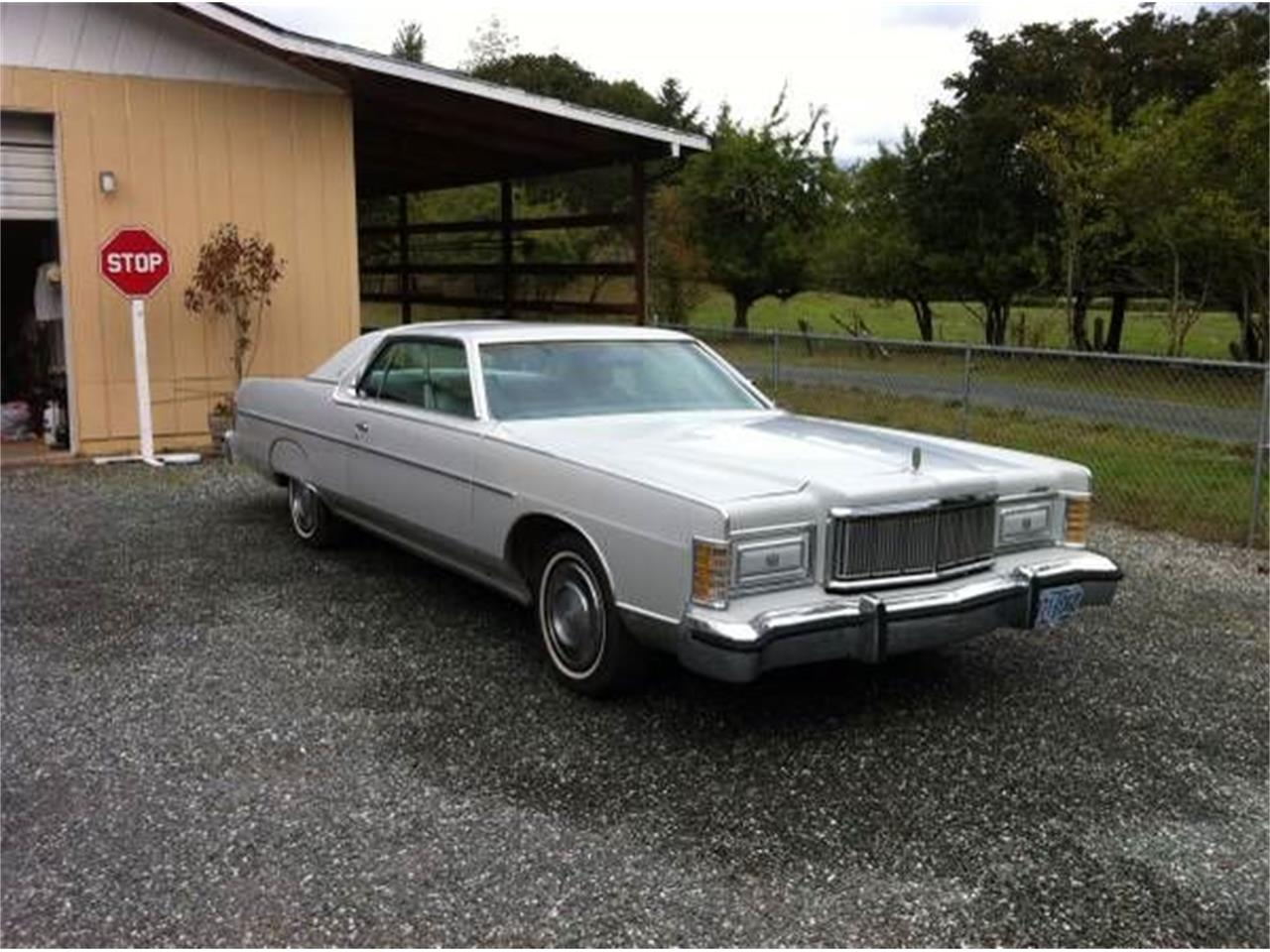 1978 Mercury Marquis (CC-1267955) for sale in Cadillac, Michigan