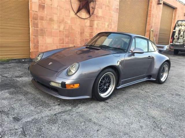 1976 Porsche Turbo