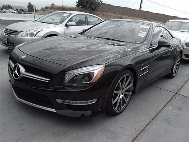 2013 Mercedes-Benz SL-Class (CC-1267975) for sale in Cadillac, Michigan
