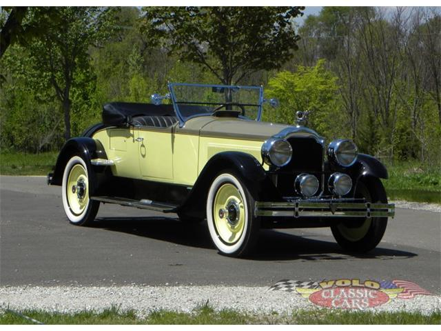 1924 Packard Series 136 (CC-1267977) for sale in Volo, Illinois